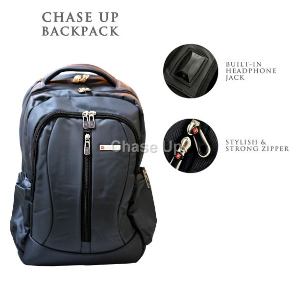 Gents Backpack 8616 TI-014 Imp (Gray)